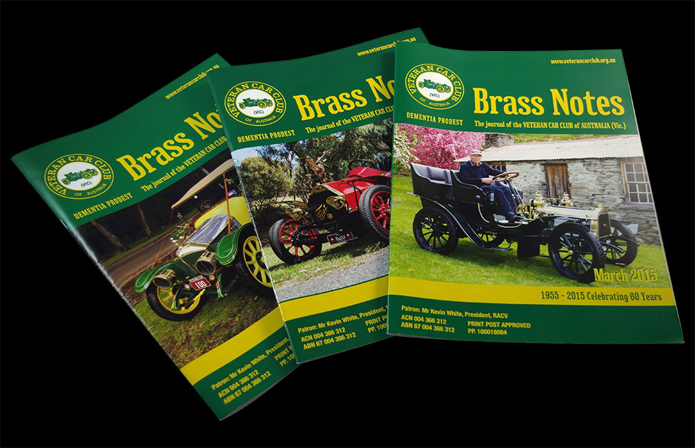 Brass Notes Magazine