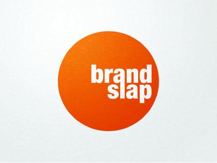 BrandSlap Logo