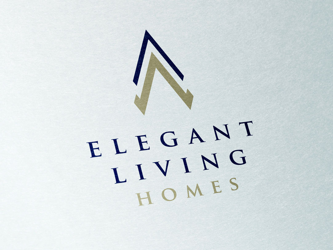 Elegant Living Homes Logo